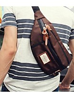 Men Oxford Cloth Sports / Outdoor Shoulder Bag
