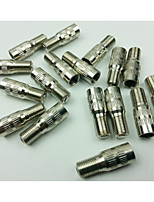 Automotive Car Valve Cap Copper Chrome Metal Extend Various Lengths