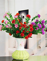 Hi-Q 1Pc Decorative Flowers Real For Wedding Home Table Decoration Artificial Flowers