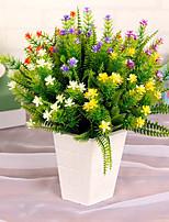 Hi-Q 1Pc Decorative Flower Floral Wedding Home Table Decoration Artificial Flowers