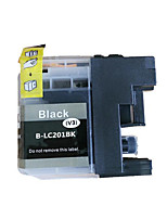 LC201 Ink Cartridges for Brother MFC-J885DW Printer Cartridges (Black)