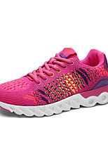 Women's Sneakers Spring / Summer / Fall / Winter Round Toe PU Athletic / Casual Flat Heel Others / Lace-upPink