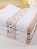 Asciugamano mani- ConJacquard- DI100% cotone-34*78cm(13