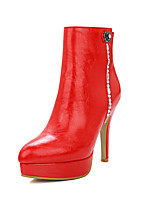 Women's Shoes   Heels / Platform / Fashion Boots Boots Outdoor / Office & Career / Casual Stiletto Heel   &W3-2