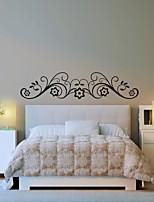 AYA™ DIY Wall Stickers Wall Decals, Flower Rattan Type PVC Panel Wall Stickers 28*120cm