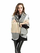 Women Lamb Fur Scarf,Casual