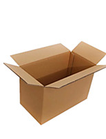 Seven 9# 195Mm * 105Mm * 135Mm Packing Boxes Per Pack