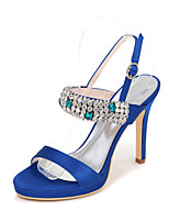 Women's Sandals Spring / Summer / Fall Heels / Platform / Sandals Silk Wedding / Party & Evening