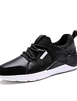Women's Shoes Spring / Summer / Fall / Winter Comfort Sneakers Outdoor / Athletic / Casual Flat Heel Lace-up