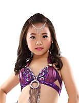 Dance Accessories Belly Dance Headpieces Women's / Children's Performance Metal Tassel(s) 1 Piece Silver
