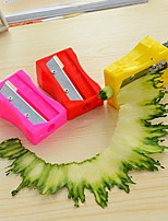 Cucumber Cutter Slicer Fruit Carving Tools Cucumber Slicer Cucumber Slices Cucumber Facial Mask Cutter(Ramdon Color)