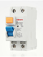 Id Electromagnetic 2P Guide Rail Leakage Circuit Breaker Rccb Home Protector