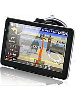 7-дюймовый GPS MTK Bluetooth и Avin опционально многоязыковая поддержка HD Изюминкой