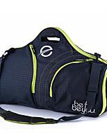 Sac de sport / Sac de Yoga Fitness / Sport de détente / Yoga Etanche / Vestimentaire Unisexe Jaune / Bleu / Orange Tissu