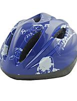 Casque Vélo(Bleu,EPS / PVC)-deEnfant-Cyclisme / Cyclotourisme / Patin à glace N/C 9 Aération S : 51-55cm
