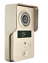 14(V)LZ-CW3-1 WiFi Visual Intercom Doorbell