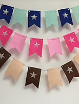 Birthday Party Accessories-1Piece/Set Costume Accessories Tag Eco-friendly Material Classic Theme Other Non-personalised
