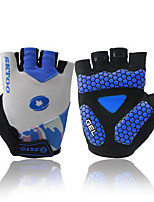Outdoor Unisex Mittens Camping & Hiking  Cycling Bike Breathable  Quick Dry  Anti-skidding  Low-friction  Comfortable