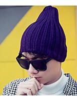 Cappello di lana Unisex Casual Per tutte le stagioni Cotone