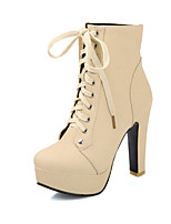 Women's Shoes   Heels / Platform / Fashion Boots Boots Outdoor / Office & Career / Casual Chunky Heel   &1026