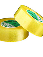 Transparent Color Other Material Packaging & Shipping Scotch Tape A Pack of Four