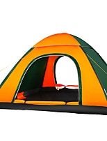 200*200*130CM  Portable 2 Seconds Speed Automatic Open Tent Outdoor Tent 3-4 Person Folding Tent  1 Set