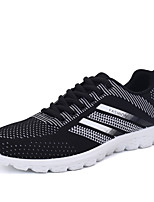 Men's Sneakers Spring / Summer / Fall / Winter Flats Cowhide Athletic / Casual Flat Heel Lace-up