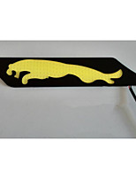 voiture torchis a conduit la lumière, jaguar super lumineux torchis étanche haute puissance, à usage général (1pc)