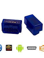 super mini mini dispositivo OBD2 versione 1.5 hardware diagnostico elm327