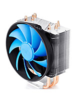 Microcontrollers USB CPU  Cooling  Fans  for  Laptop Support Intel Socket 95W LGA 115X/1150/775