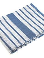 Serviette de bain-Fil teint- en100% Coton-60*120cm(23*47