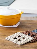 Plastique Rectangulaire Sets de table / Dessous-de-verres