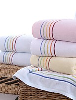 Full Cotton Solid Bath Towel 53 by 27.5 inch Super Soft