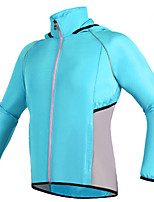 Sports® Cycling Jacket Men's Long Sleeve Quick Dry / Windproof / Dust Proof / Sunscreen Bike Windbreakers / Jersey Polyester Classic