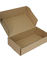 Hard Plane Box, Carton, Packaging Boxes,Specification: 40*10*29 (Cm), Corrugated Board,A Pack of 5