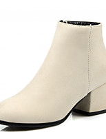 Women's Boots Winter Heels / Platform / Riding Boots / Fashion Boots / Bootie / Comfort / Combat Boots / Round Toe