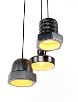 60W Pendant Light ,   Rustic/Lodge / Vintage / Retro / Country Others Feature for Mini Style