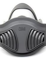 máscara protectora polvo industrial