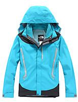 The North Face Women's Gore Tex 2 In 1 Jacket Waterproof Windproof Outdoor Sports Trekking Camping Hiking Full Zipper