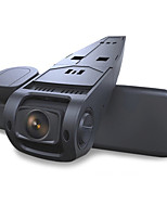 A118C 1.5 inch H.264 1080P Novatek 96650 Safe Capacitor Car DVR Dash Cam - BLACK
