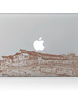 1 Pça. Resistente a Riscos De Plástico Transparente Adesivo Estampa ParaMacBook Pro 15'' with Retina MacBook Pro 15 '' MacBook Pro 13''