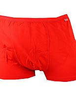 New Fashion Men's Cotton Underwear Health 1 Colour(2 Pcs/Box)