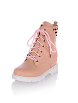 Women's Shoes    Platform / Fashion Boots Boots Outdoor / Office & Career / Casual Platform OthersBlack /  &H-6