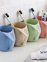 Copa escova de dentes / Plásticos / Idependente /10*7.5cm /Plástico /Antigo /10cm 7.5cm 0.112
