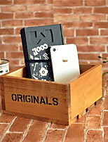 The Old Solid Wooden Receive A Box Store Content Box