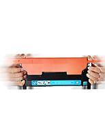 3306 п c460w c410w для Samsung 406 CLP - 366 Вт картриджи для принтеров голубого цвета меньше, чем чип