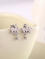 Earring Crown Jewelry Women Fashion Daily / Casual Alloy 1pc Gold