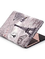 12 Inch Colour Pattern PU Leather Case for MacBook(Assorted Colors)