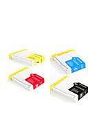 meng xiang Patrone lc960, eine Packung von 4 Box, Karton, verschiedene Farben sind: schwarz, rot, gelb, blau