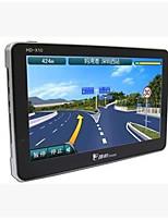 7 pouces / 8g / hd / voiture / portable navigateur / gps / cartes 3d / machine de mesure de vitesse